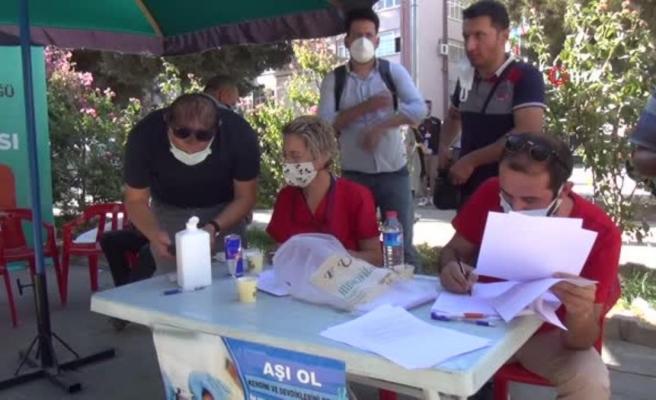 Kızıltepe İlçe Sağlık Müdürü Gökçe'den aşı çağrısı
