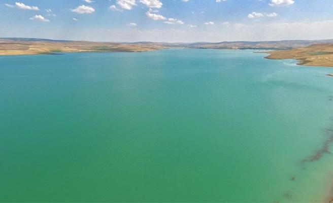 Koçhisar barajı isale hattı start aldı