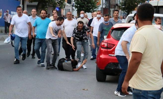 Konya Katliamı Protestosunu Takip Eden Gazetecilere Kimliği Belirsiz Kişiler Saldırdı, Gasp Etmeye Çalıştı