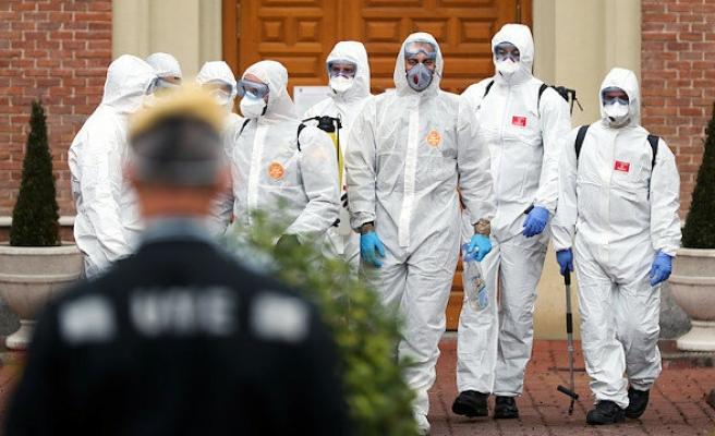 Koronavirüs Canlı Blog | İspanya'da Hayatını Kaybedenlerin Sayısı 9 Bin 53'e Yükseldi