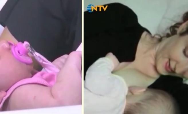 Koronavirüs Emzirmekle Bebeğe Geçer mi?