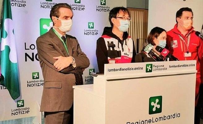 Koronavirüs ile Mücadele İçin İtalya'ya Giden Çin Yetkilisi: 'Çok Gevşek Bir Karantina Politikanız Var, İnsanlar Hala Etrafta Geziyor'