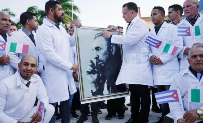 Koronavirüs Salgını: Kübalı Doktorlar Yardım İçin İtalya'ya Gidiyor