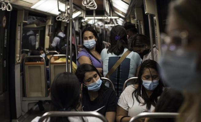 Koronavirüs Salgınında Yeni Vaka Sayısı 7 Bin 773