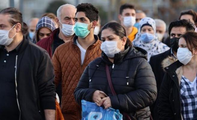 Koronavirüste Ağır Tablo: Vaka Sayısı 50 Bine Dayandı, 211 Kişi Hayatını Kaybetti