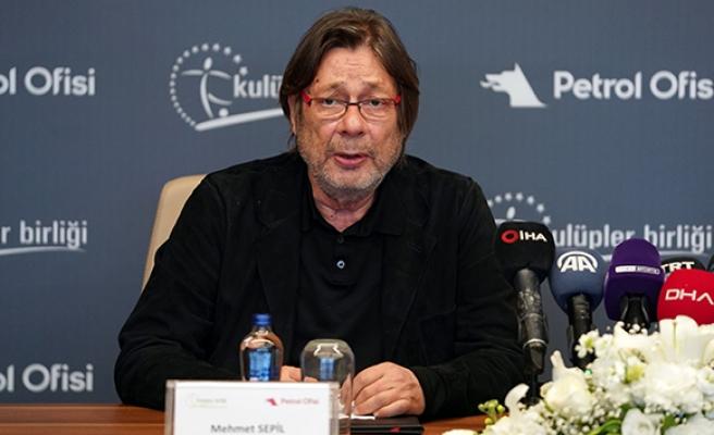 Kulüpler Birliği Başkanı Sepil: 'Play-off gibi bir sistem kurulabilir'