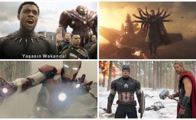 Kutlama Zamanı: Marvel Sinematik Evreninin 4. Faz Filmleri İçin Yeni Bir Video Yayınlandı