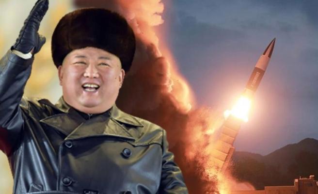Kuzey Kore'den bir deneme daha Ne füzesi olduğu da nereye düştüğü de merak konusu oldu