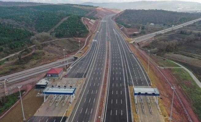 Kuzey Marmara Otoyolu İçin 2,1 Milyar TL Geçiş Garantisi Ödemesi Yapıldı