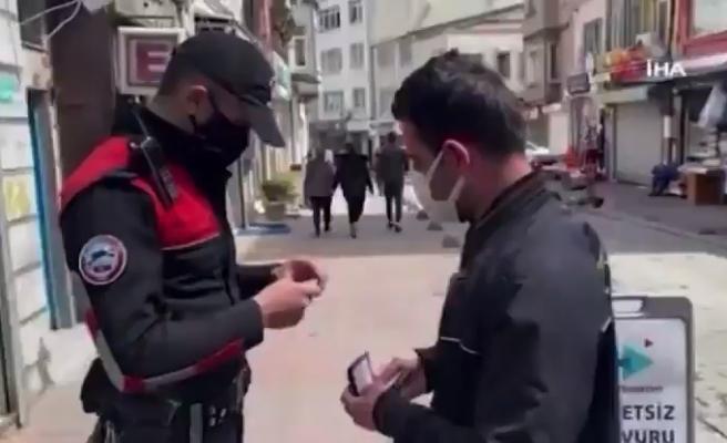 Leyla ile Mecnun'da Hırsız Yavuz'un Paket Olma Sahnesi Gerçek Oldu: Elinde Televizyonla Polise Yakalandı