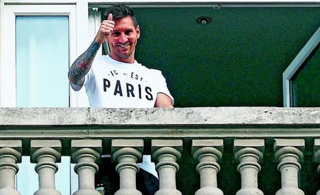 Lionel Messi'nin 20 bin Euro'luk keyfi