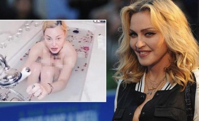 """Madonna'nın """"Salgın herkesi eşitledi"""" sözlerine tepki yağdı"""