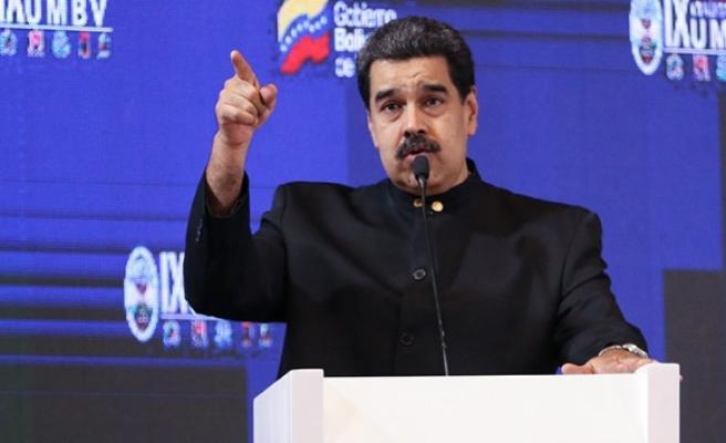 Maduro'dan Rus medyasına çarpıcı açıklama: Beni öldürmek için...