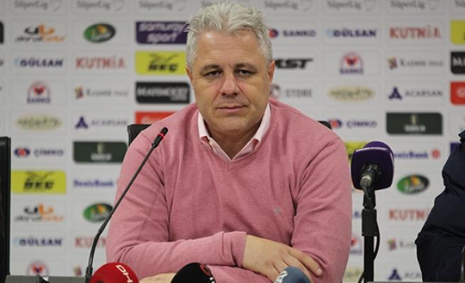 Marius Sumudica: 'İyi bir takıma karşı kaybettik'