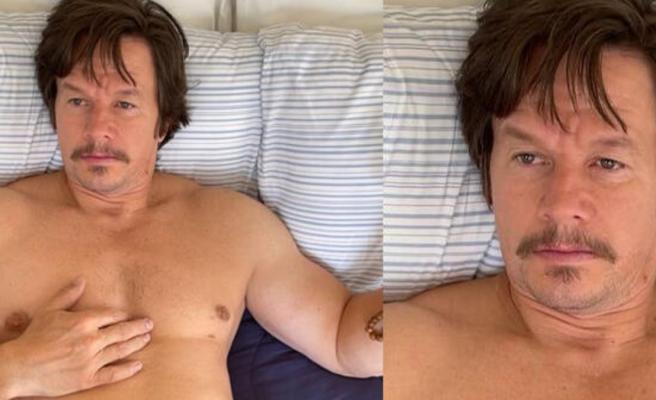 Mark Wahlberg, 3 haftada 9 kilo aldı