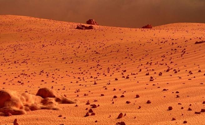 Mars'ta dünyayı heyecanlandıran keşif! Toprakta uzaylılara ait olduğu düşünülen izler bulundu