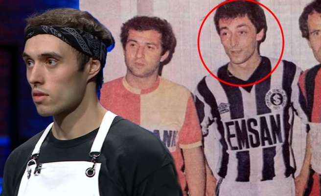MasterChef Emir'in babası ünlü futbolcu çıktı!