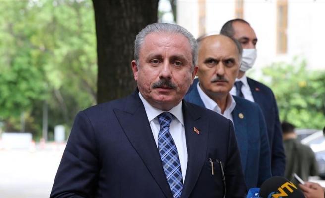 Meclis Başkanı Şentop: 'Sedat Peker'den Para Alan Siyasetçiyi Açıklaması İçin Soylu'ya Talebimizi İlettik'
