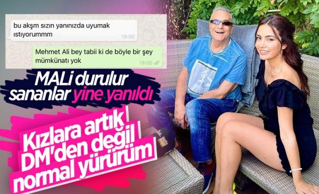 Mehmet Ali Erbil: Bundan sonra sosyal medyada yürümeyeceğim
