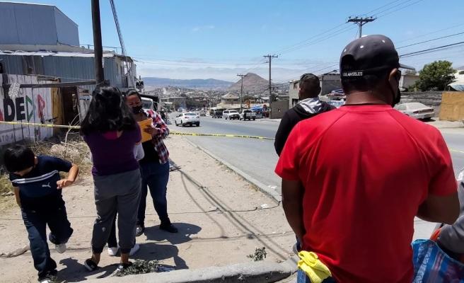 Meksika'da kanlı seçim! Sandık başında bekleyenlere ceset parçası fırlattılar