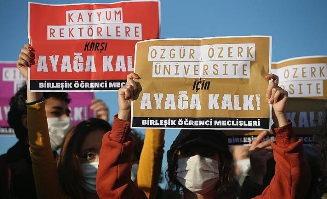 Melih Bulu Protestolarında Gözaltına Alındıkları İçin Yurt Dışında Kazandıkları Üniversitelere Gidemiyorlar