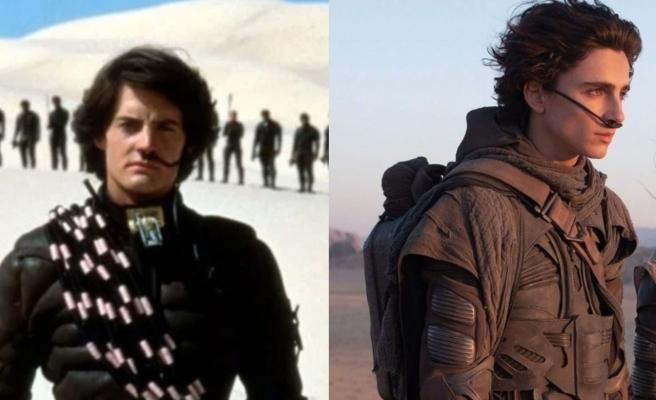 Merakla Beklenen 2020 Yapımı Dune Filmi vs 1984 Yapımı Dune Filmi