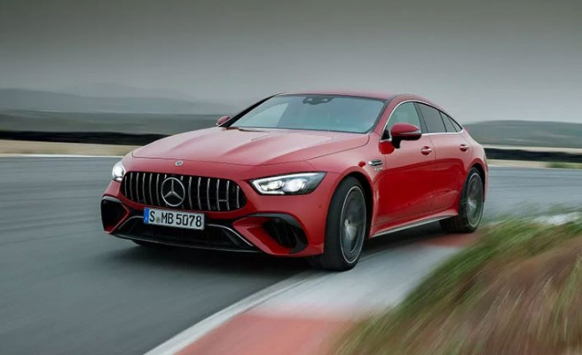 Mercedes-AMG'den