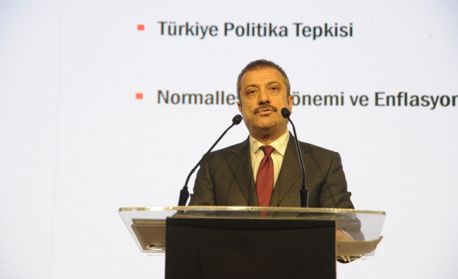 Merkez Bankası Başkanı Şahap Kavcıoğlu: Rezervlerimiz 120 milyar doların üzerine çıktı