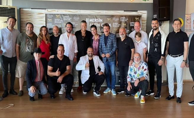 Mersin Altın Çilek Ödülleri 2. kez sahiplerini buluyor