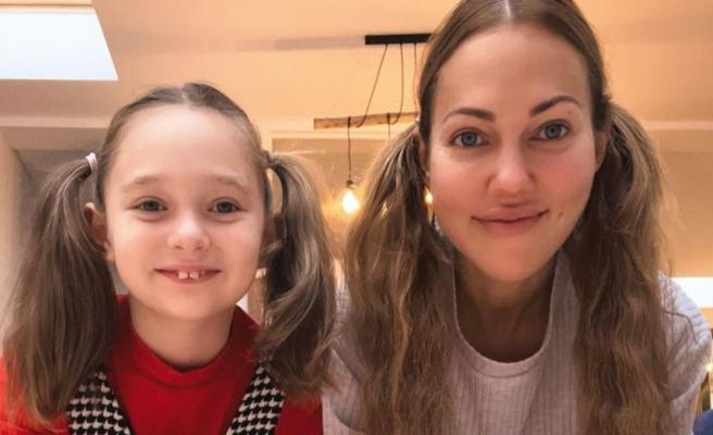 Meryem Uzerli, kızlarıyla fotoğraf paylaştı