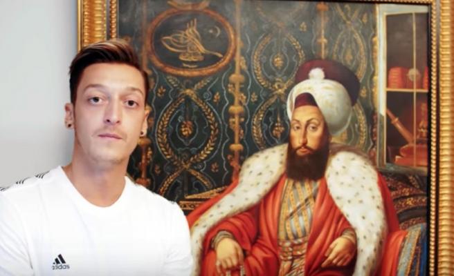 Mesut Özil ünlü mücevher firmasının yüzü oldu