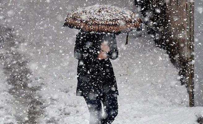 Meteoroloji Açıkladı; İstanbul'a Kar Geliyor