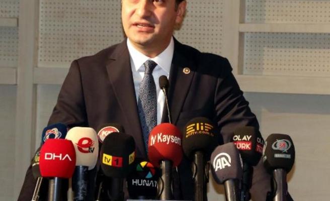 MHP'li Özdemir: Hem CHP hem İP, Türkiye için milli güvenlik tehdidi
