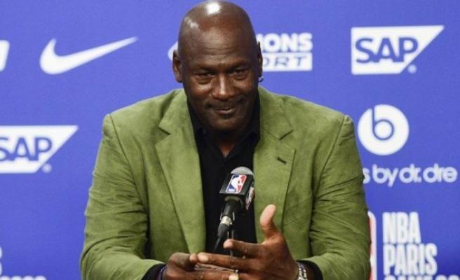 Michael Jordan aşevlerine 2 milyon dolar bağışladı