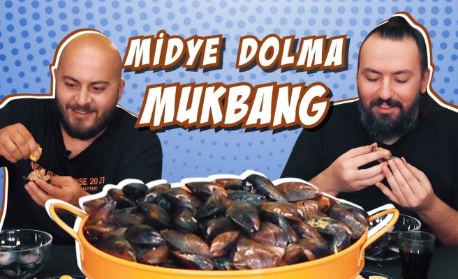 Midye Dolma MUKBANG: Masterchef Panorama, İkinci El Araba Piyasası, Mutfaktaki Kuş Yuvası