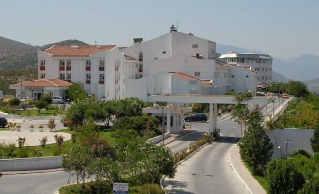 Milas Devlet Hastanesi'nde toplu istifa