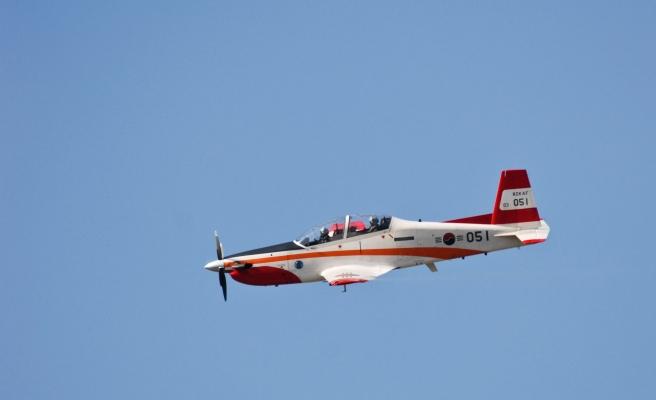 Milli Savunma Bakanlığı Açıklama Yaptı: Foça'da Askeri Uçak Düştü
