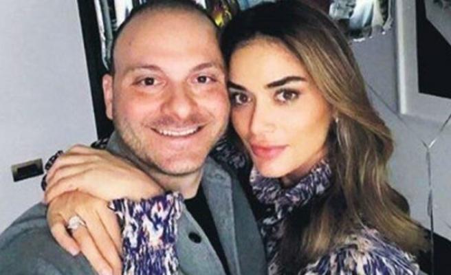 Mina Başaran'ın eski nişanlısı Murat Gezer ile Nazlı Çarmıklı evlendi