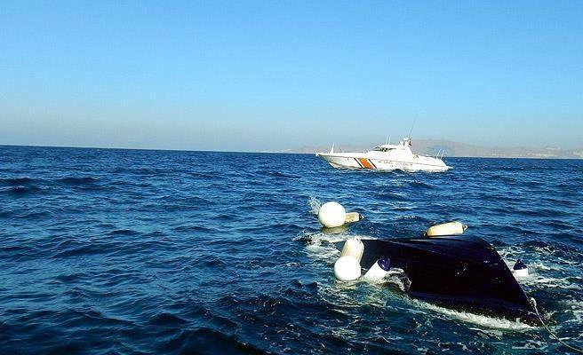 MSB Duyurdu: Kaş Açıklarında 45 Kişinin Bulunduğu Tekne Battı