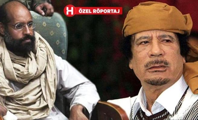 Muammer Kaddafi'nin eski sözcüsünden Haberler.com'a özel açıklamalar! Oğul Seyfülislam Kaddafi seçime girecek mi?