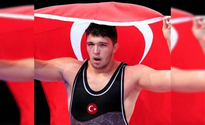 Muhammed Hamza Bakır, Avrupa Şampiyonu oldu
