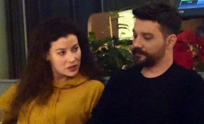 Müjde Uzman ve Oğuzhan Uğur'dan ayrılık sonrası romantik yemek