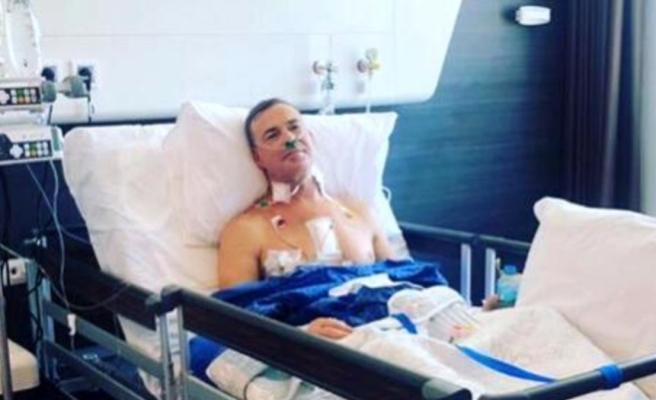 Murat Başoğlu ölümden döndü