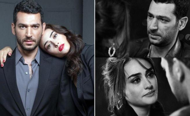 Murat Yıldırım'ın yeni dizisindeki partneri kim oldu?