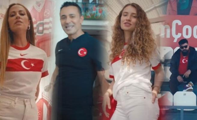 Mustafa Sandal'ın A Milli Takım İçin Yaptığı Şarkının Bulgarca Bir Şarkıya 'Çok Benzediği' İddia Edildi