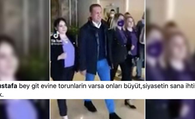 Mustafa Sarıgül'ün 'Komut'lu Kadın Yürüyüşüne Tepkiler Gecikmedi