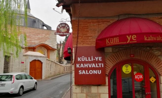 Müze Olacağını Açıklanan Haseki Külliyesi'nin Bir Bölümü Kahvaltı Salonu Olmuş: Külli-Ye