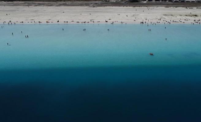 NASA'nın İlgisi İyi Olmadı! Salda Gölü'nün Doğal Güzelliğinin Yok Olma Riski Daha da Arttı