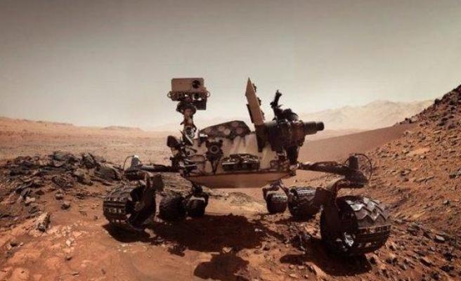 NASA'nın Uzay Aracı Keşfetti: Mars'taki Süper Tuzlu Su, Yaşamın İzlerini Silmiş