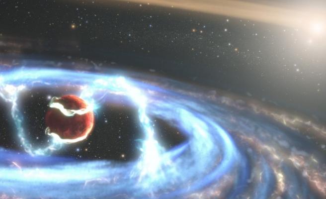 NASA Yeni Bir Gezegen Keşfetti: 'Jüpiter Kadar Ama Hâlâ Büyüyor'
